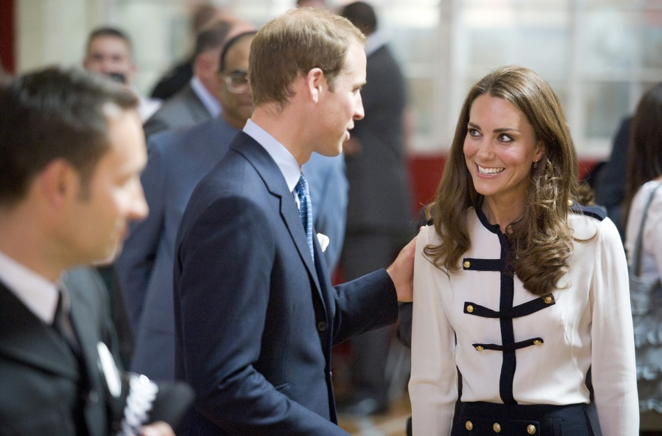 Britains Prince William and Catherine the Duchess of Cambridge visit the Summerfield Community Centre, in the Winson Green area of Birmingham