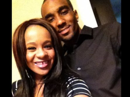 Bobbi Kristina and Nick Gordan