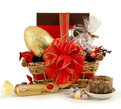 Goodbye easter bunny easter gift ideas for adults slideshow treat the chocolate lover in your life to an easter surprise with a food hamper filled with chocolates and eggs hampergifts negle Choice Image