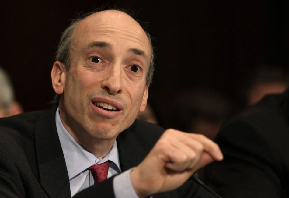 Gary Gensler, Chairman of the US Commodity Futures Trading Commission