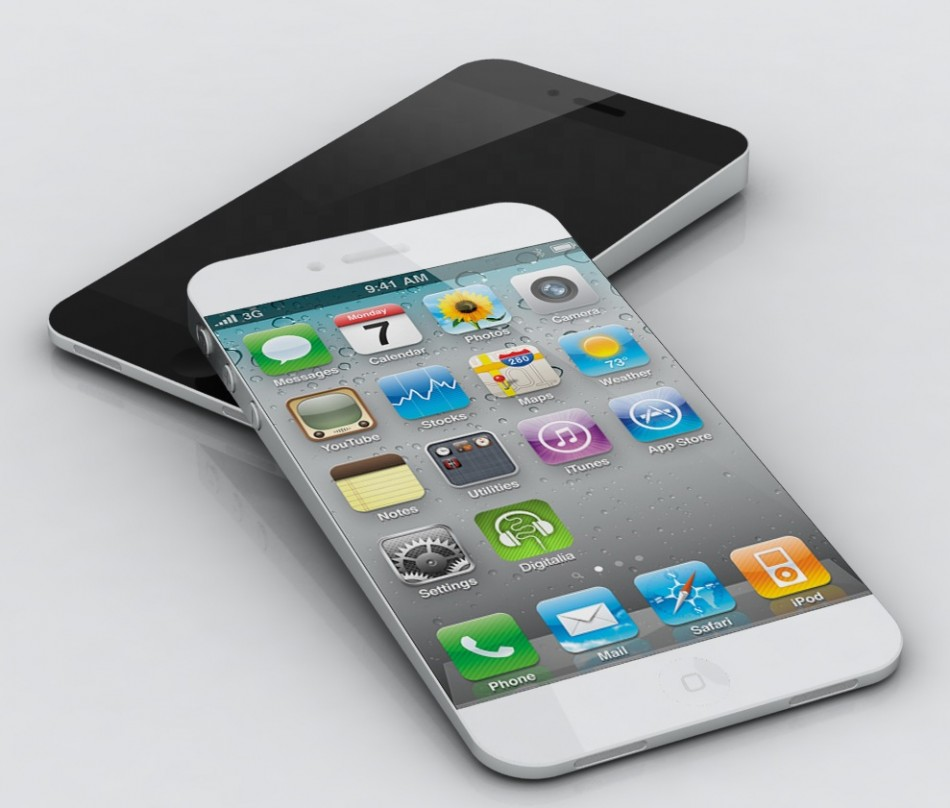 Apple iPhone 5 Rumors: 15 Brilliant Concept Designs We're Still Hoping For [PICTURES]