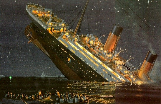 More than 1,500 people died after the Titanic sank on 15 April, 1912