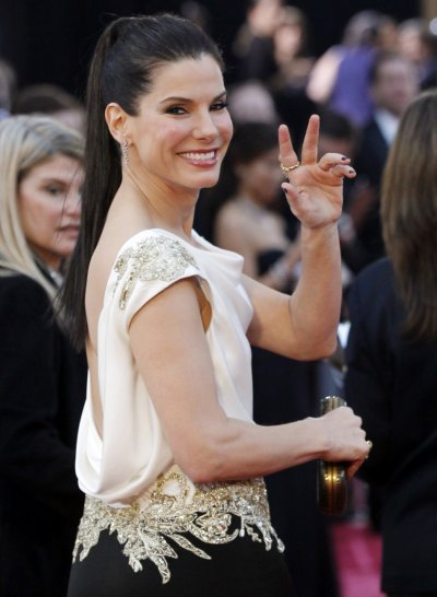 No. 3 Sandra Bullock