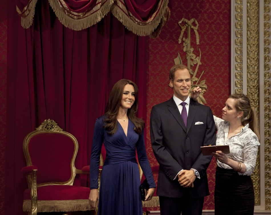 Prince William, Kate Middleton Get Waxed Ahead of One-Year Wedding Anniversary