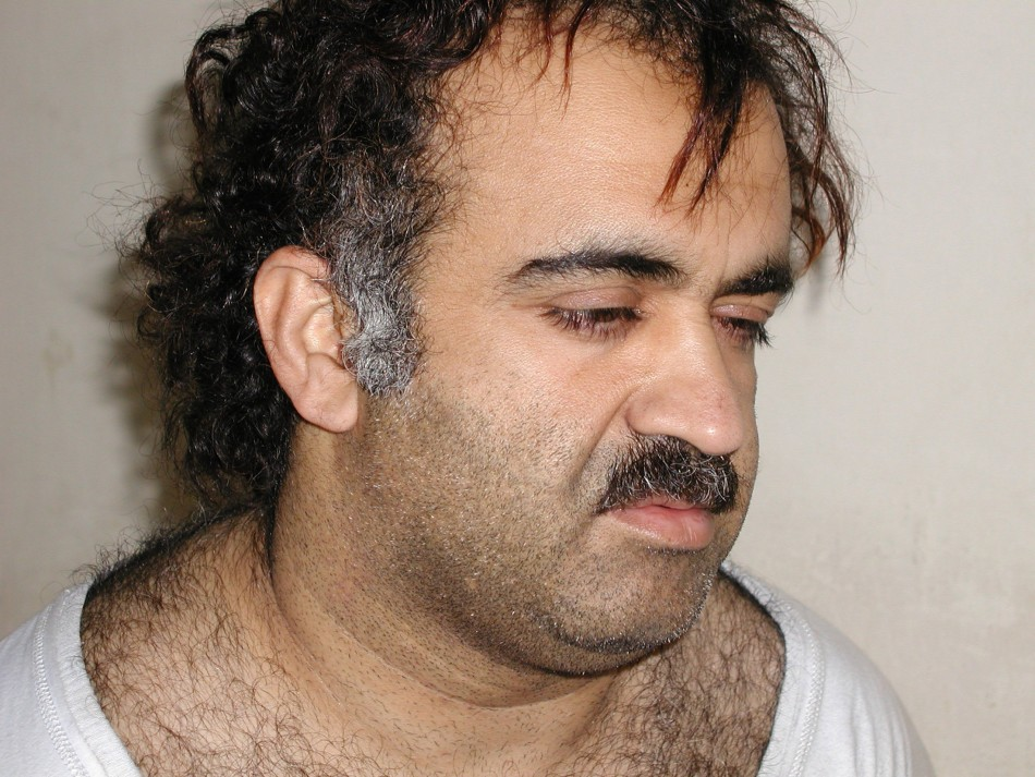 File photo of Khalid Sheikh Mohammed