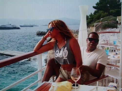 Beyoncé and Jay-Z celebrate four years of marriage