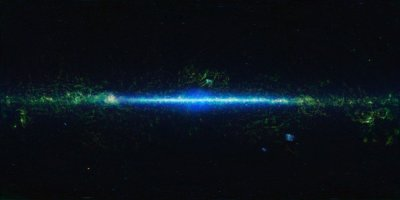 Cosmic Atlas of Whole Space in One Photo by Nasas Wise Mission