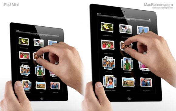 iPad Mini Rumours