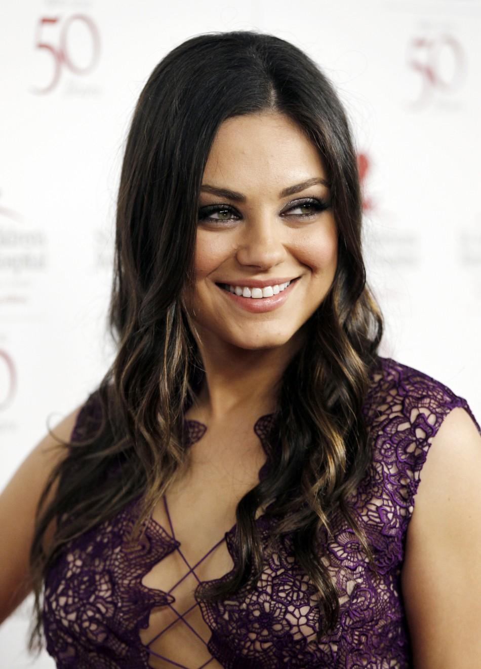 Mila Kunis Saves Man's Life During Violent Seizure In her Home