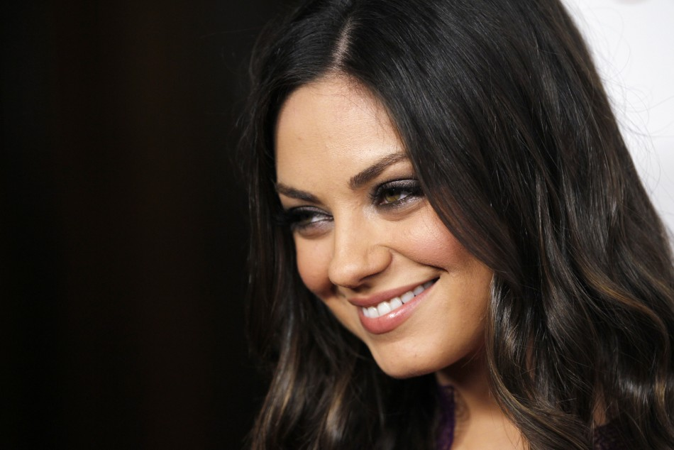 Mila Kunis Wants 'In' for 'Fifty Shades of Grey' Film