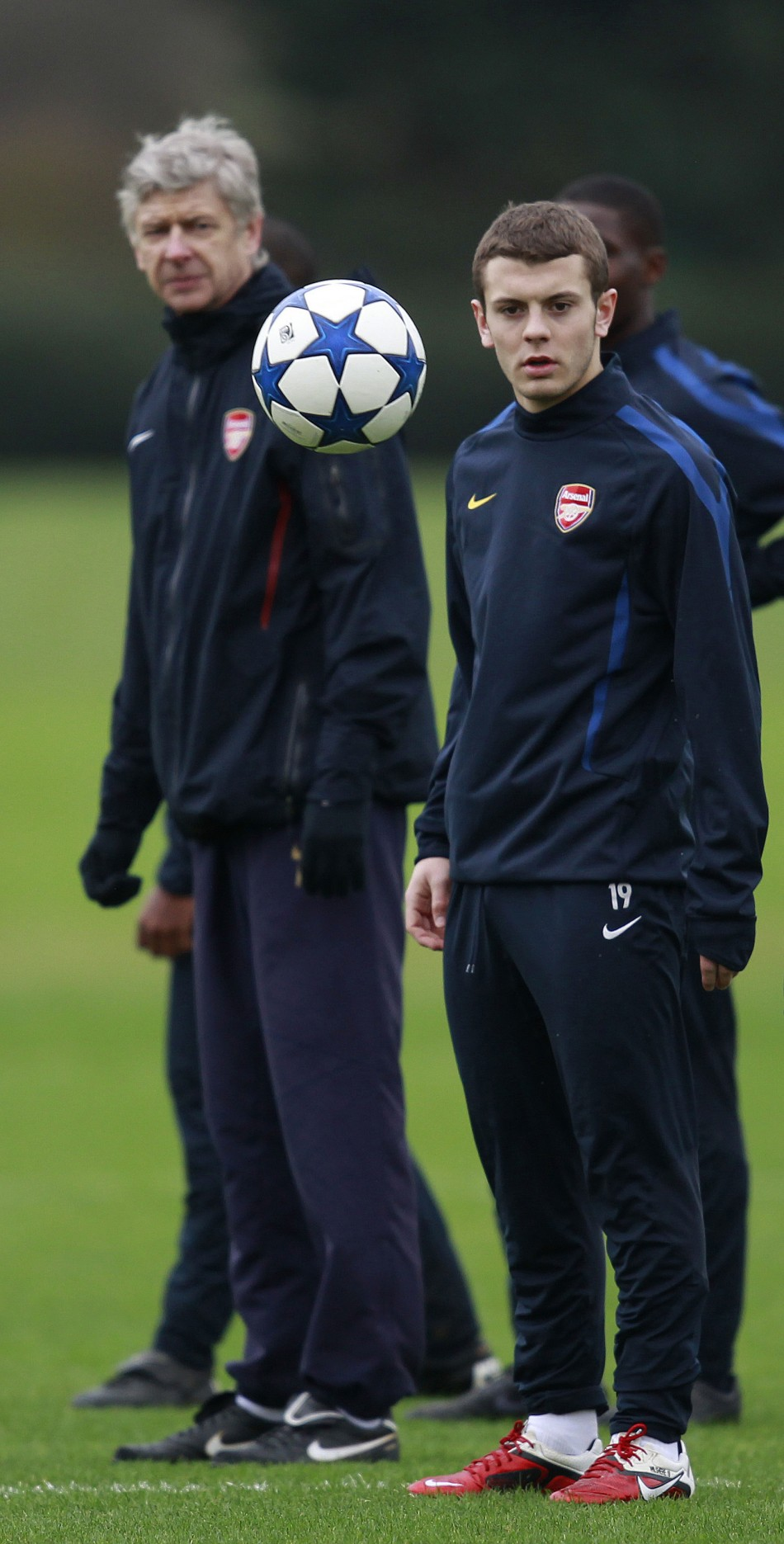 Wenger Wilshere