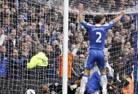 Soccer -  Chelsea v Wigan Athletic - Barclays Premier League - Stamford Bridge