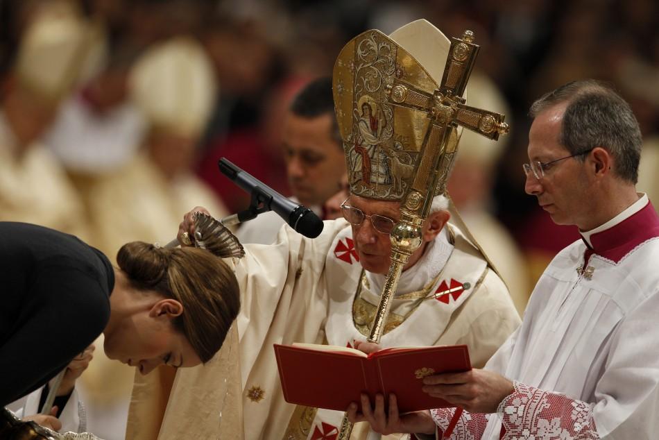 Easter celebrations, Image: Reuters