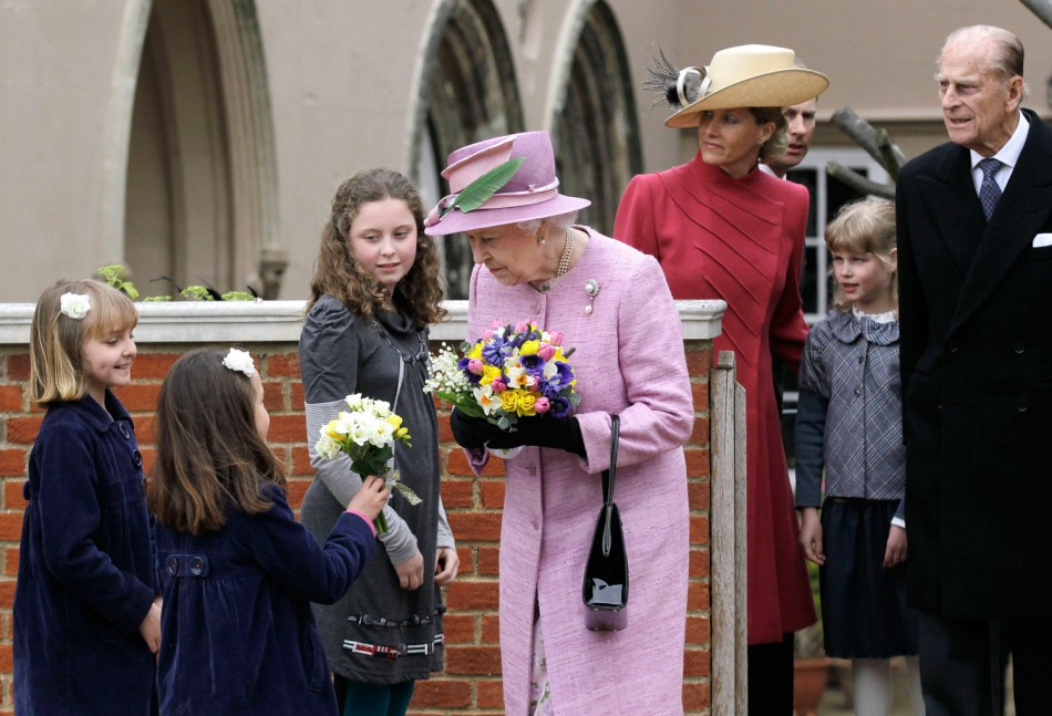 From Queen Elizabeth to Queen Sofia: Royals Observing Easter Services