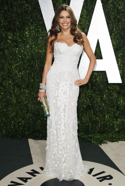 Actress Sofia Vergara was voted second most beautiful woman by People Magazine 2012