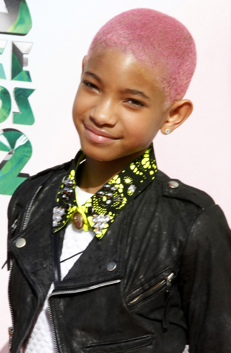 Willow Smith came in third position