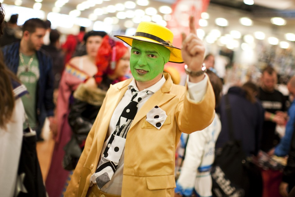 Polymanga Cosplay Bizarre Blend of Mangas, Video Games and Japanese Culture
