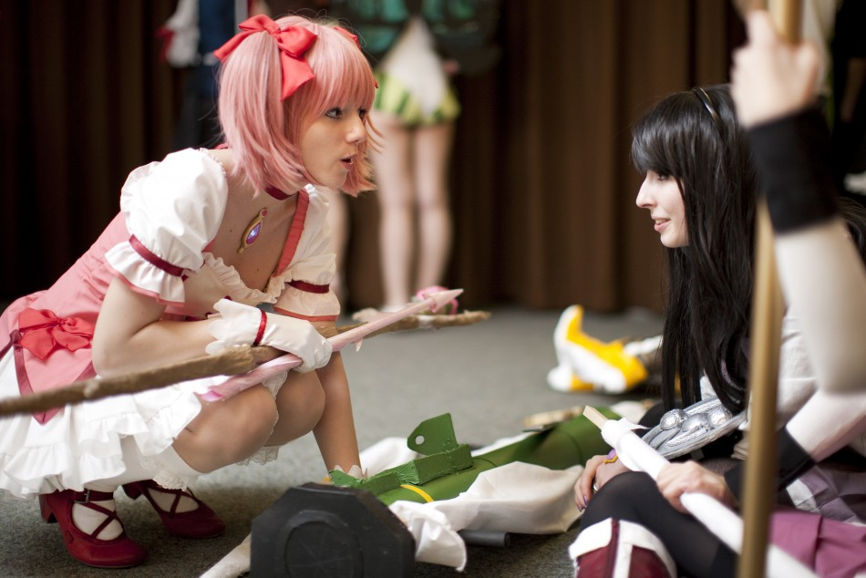 Polymanga Cosplay: Bizarre Blend of Mangas, Video Games and Japanese Culture