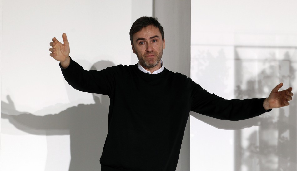 Raf Simons Replaces John Galliano as Dior's Creative Director