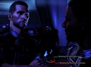 Mass Effect 3 - Gay Subplot