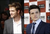 Daniel Radcliffe, Robert Pattinson & Josh Hutcherson