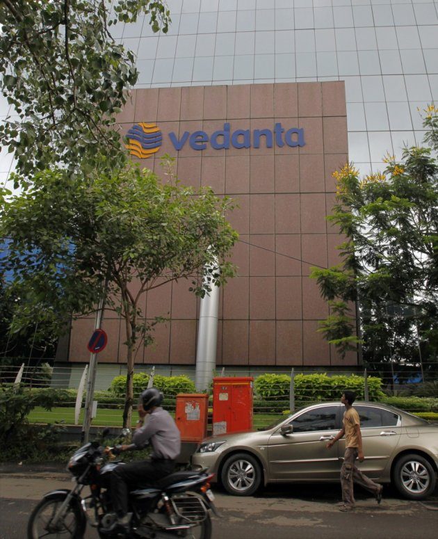 Vedanta Resources Full-Year Iron Ore Production Falls