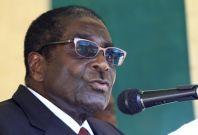 President Robert Mugabe has ruled Zimbabwe since its independence from Britain in 1980