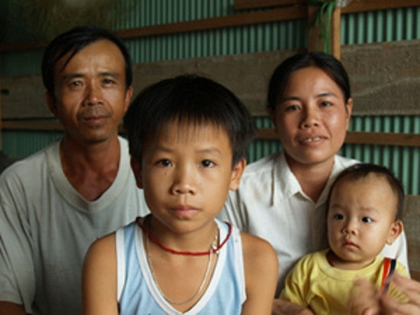 Many of the people affected with HFMD are children under five. (IRIN)