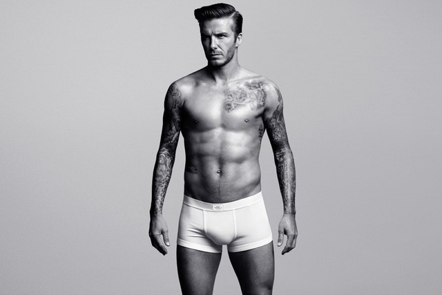 Footballer David Beckahm to make history as Elle magazine's first solo male cover star