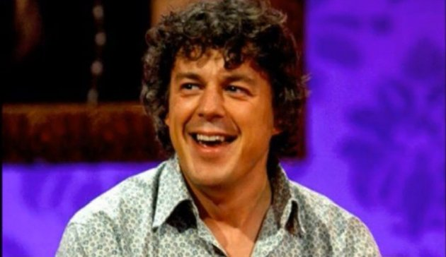 Alan Davies sparked anger with his comments about Hillsborough (youtube)