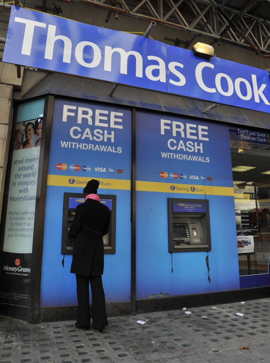 Cooking Thomas Cook