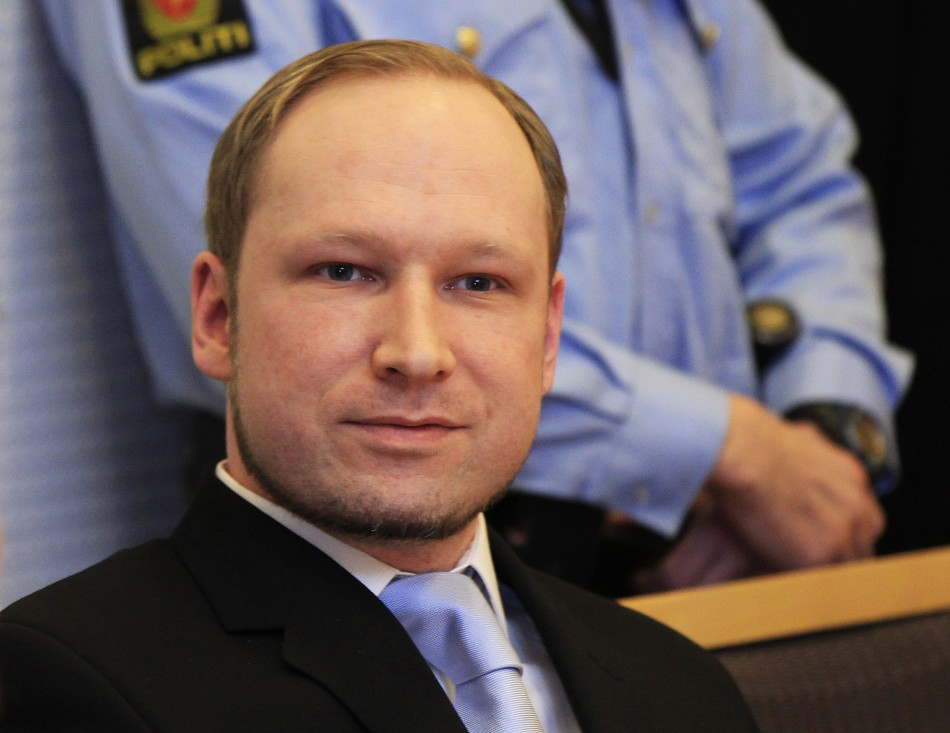New psychiatric evaluation of Norwegian mass killer Anders Behring Breivik finds him sane enough to face trial and jail (Reuters)