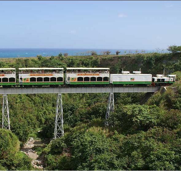 The Sugar Train, Caribbean