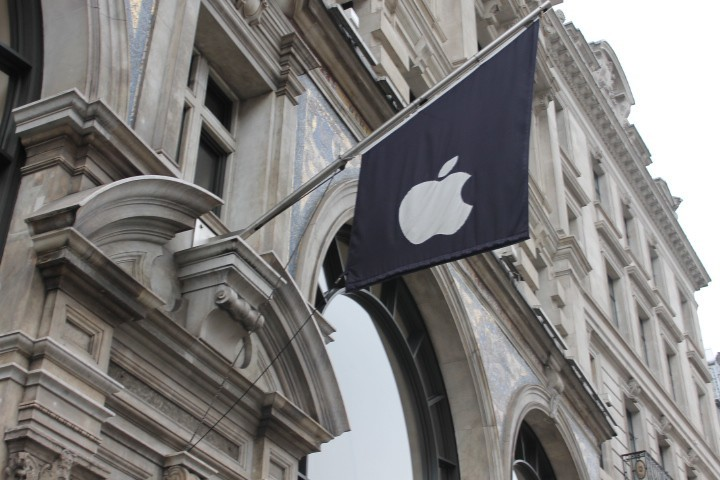 Apple Market Capitalisation Passes $600bn