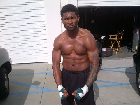 Usher is not dead