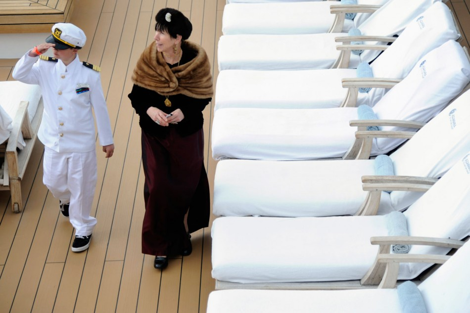 Doomed Voyage? Titanic 100th Anniversary Cruise Returns Due to Medical Emergency