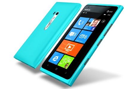 Nokia Lumia 900 Software Bug