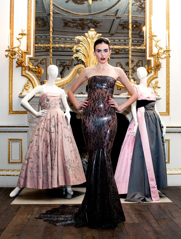 039Ballgowns British Glamour039 Celebrates 60 Years of Couture and British Red Carpet Fashion