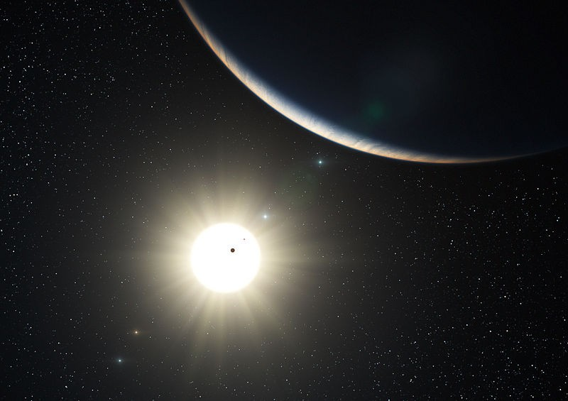 Alien Nine ExoPlanet Star Confirmed? HD 10180 to Top Eight-Planet Solar System