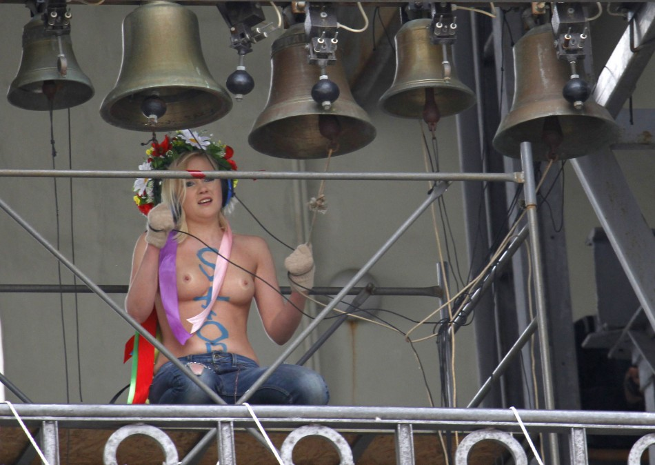 Femen kiev