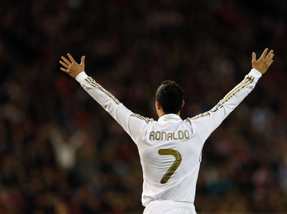 Cristiano Ronaldo was again the hero for Real Madrid as he struck a hat-trick to help the La Liga leaders beat Atletico 4-1.