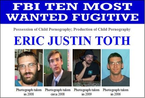 FBI's Most Wanted Fugutive