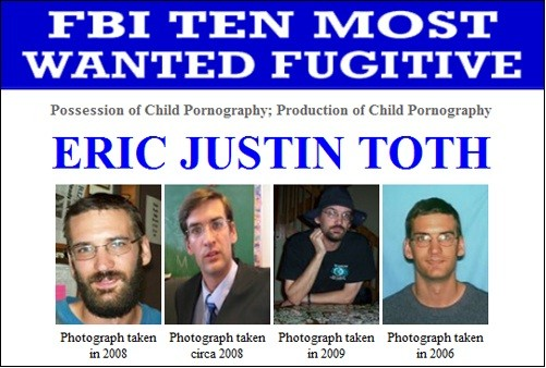 FBI's Most Wanted Fugutive