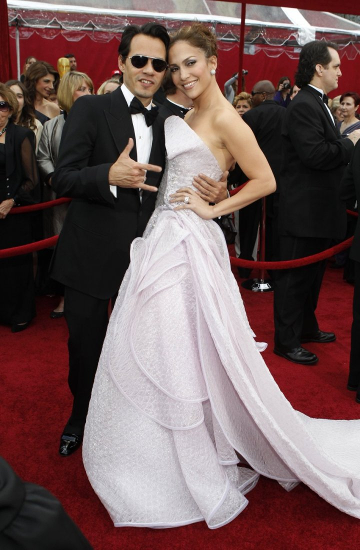 Jennifer Lopez Marc Anthony Relationship in Pictures
