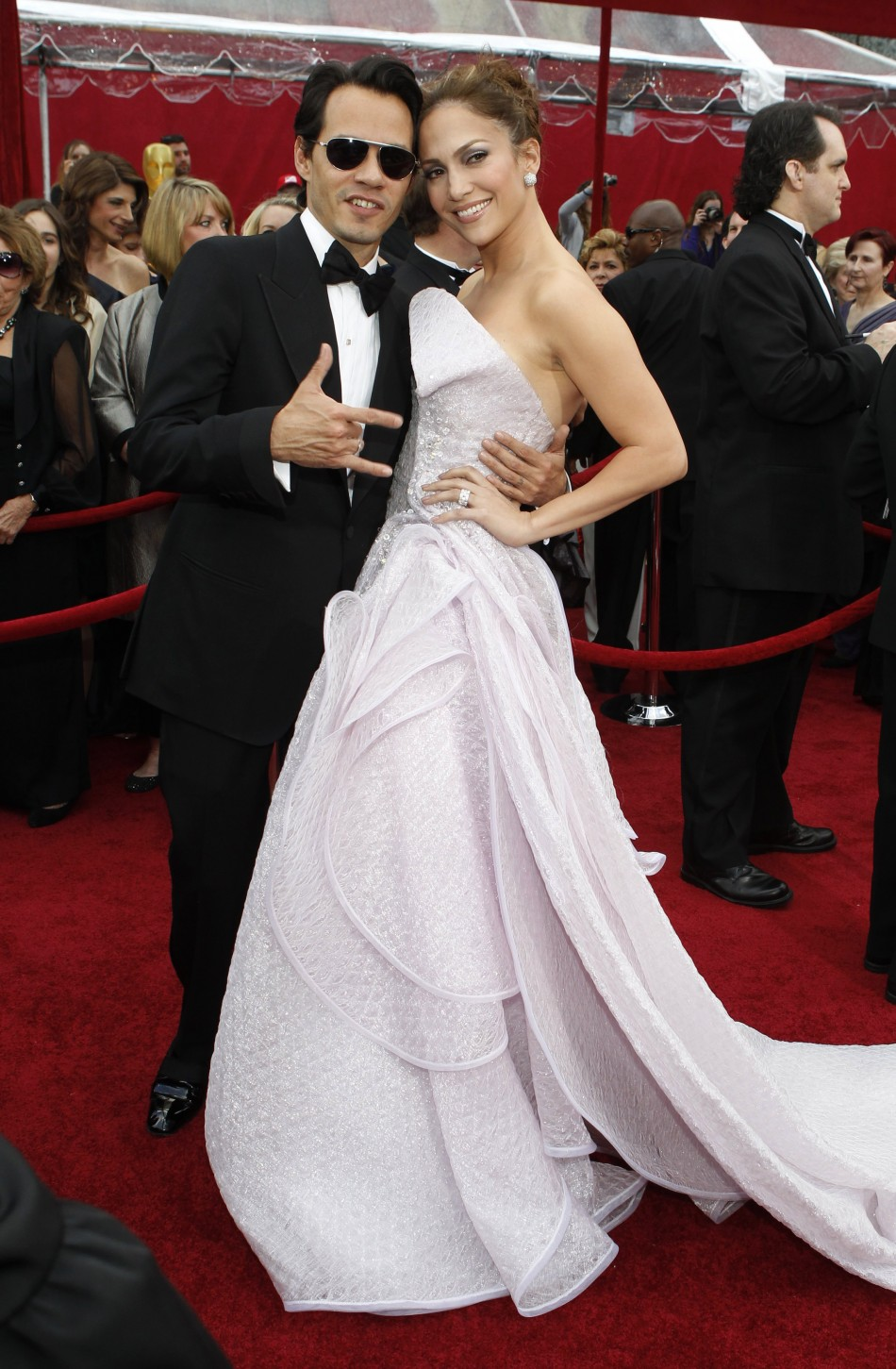 Worlds Most Friendly Celebrity Ex Jennifer Lopez Happy For Marc Anthony Ahead Of His Wedding
