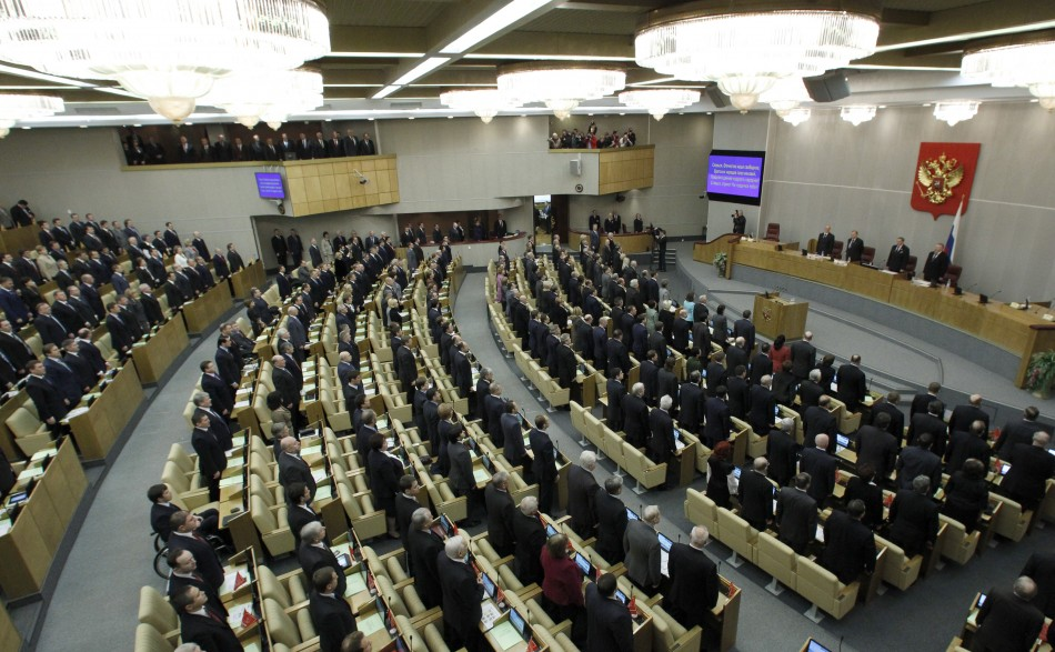 """Russia's State Duma CIS Affairs Committee denied previous reports on creation of """"anti-colour revolutionary council"""""""