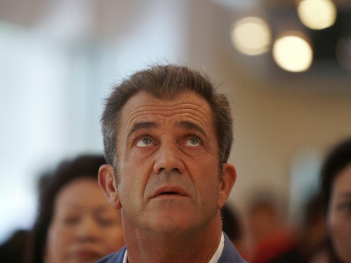 What did I say? Mel Gibson has been accused of yet more outbursts.