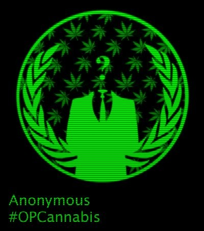 Anonymous Hackers Plan 'Operation Cannabis' On April 20th To Legalize Marijuana [VIDEO]