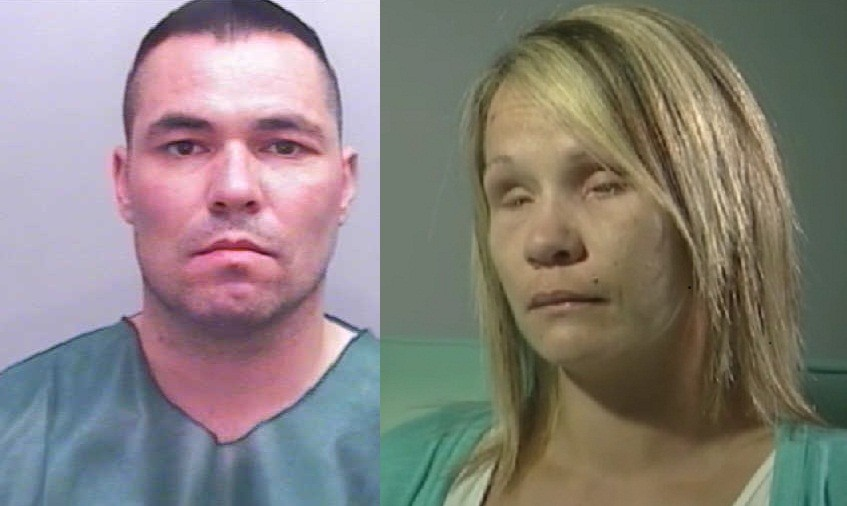 Tina Nash had her eyes gouged by Shane Jenkin last April (BBC/Cornwall Police)