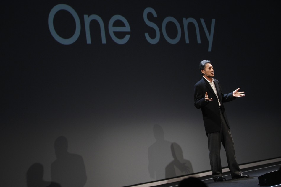 One Sony Kaz Hirai